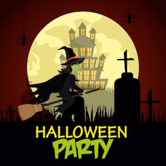 Wesołego święta halloween party