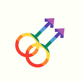 Wesoły symbol ikona naklejki płaska konstrukcja