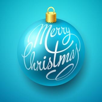 Wesołych świąt bożego narodzenia napis.