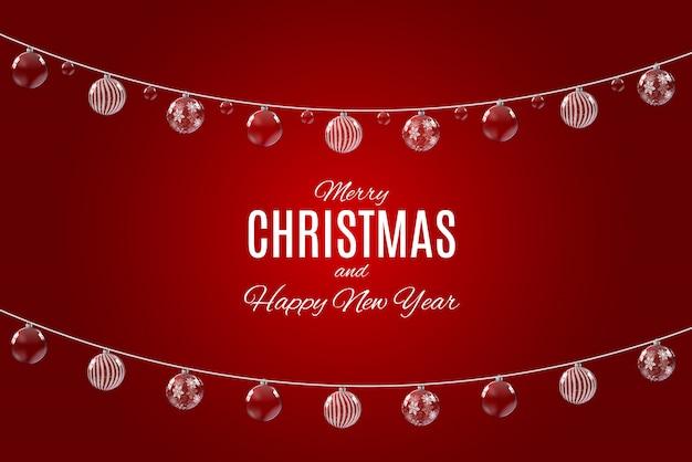Wesołych świąt bożego narodzenia plakat