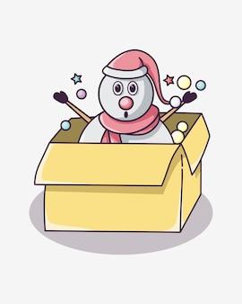 Wesołych świąt bożego narodzenia pudełko 11