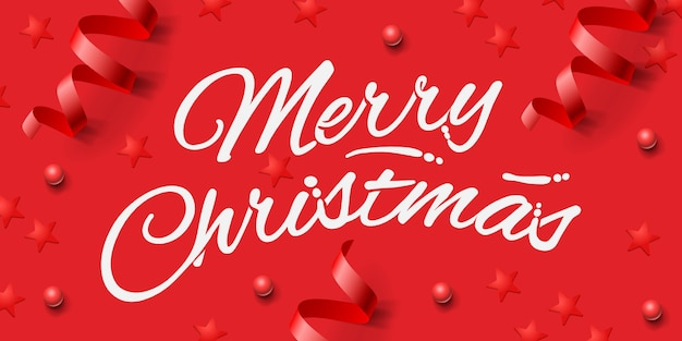 Wesołych świąt bożego narodzenia tło uroczysty