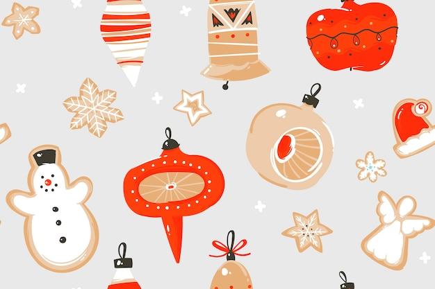 Wesołych świąt bożego narodzenia wzór
