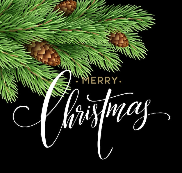 Wesołych świąt i szczęśliwego nowego roku 2017 kartkę z życzeniami, ilustracji wektorowych eps10