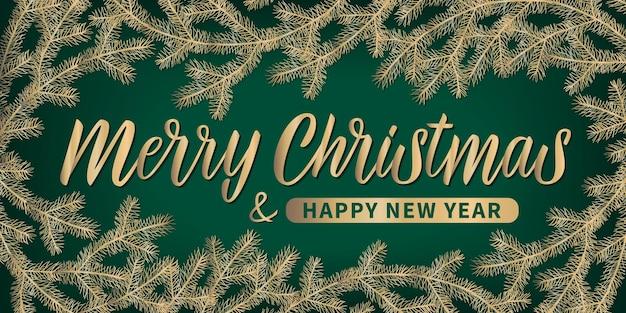 Wesołych świąt i szczęśliwego nowego roku napis. projekt typografii wektor, cytat uroczystości na baner, tła, plakaty, kartki z życzeniami. ręcznie rysowane wektor kaligrafia.