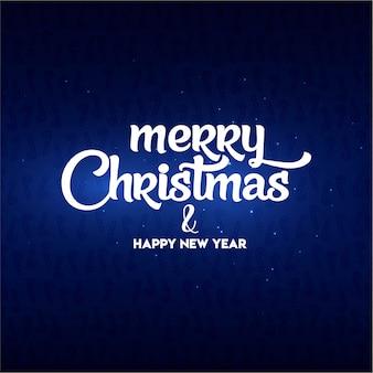 Wesołych świąt i szczęśliwego nowego roku napis