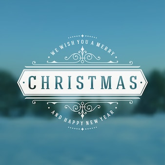Wesołych świąt i szczęśliwego nowego roku tekst kartkę z życzeniami