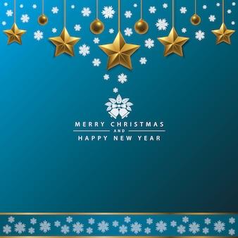 Wesołych świąt i szczęśliwego nowego roku typografii