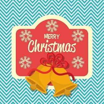 Wesołych świąt kolorowy projekt karty