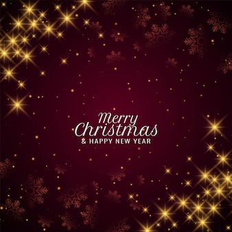 Wesołych świąt uroczysty pozdrowienie błyszczy tło