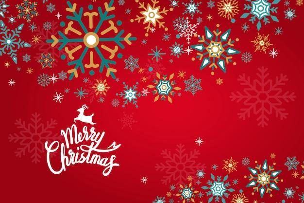Wesołych świąt wakacje projekt tło wektor