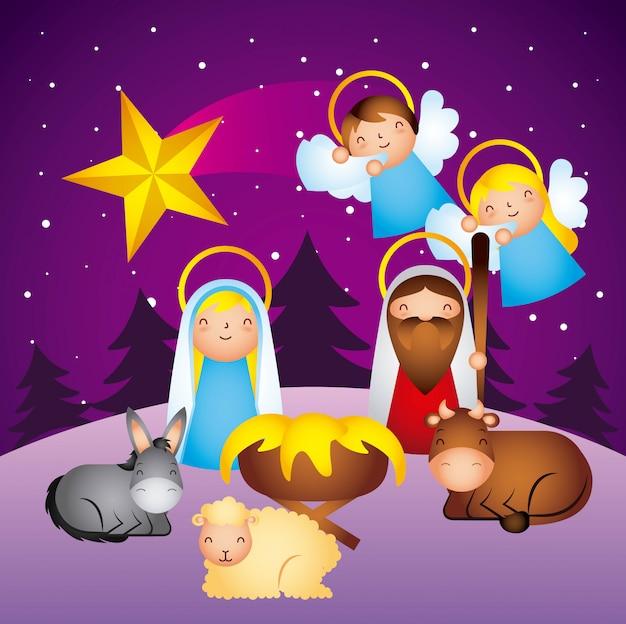 Wesołych świąt związanych