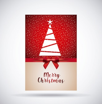 Wesołych świątecznych dekoracji