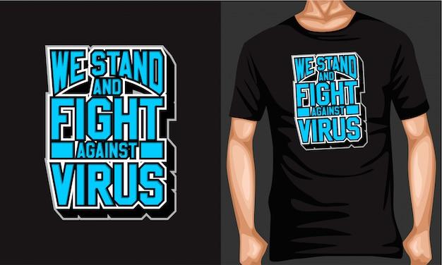 Westand i walcz z typografią wirusów