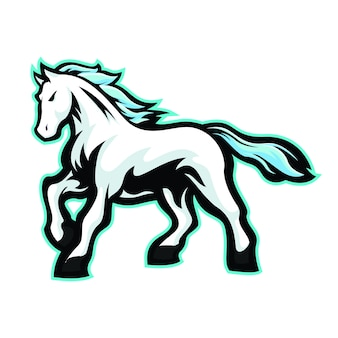 White horse esport