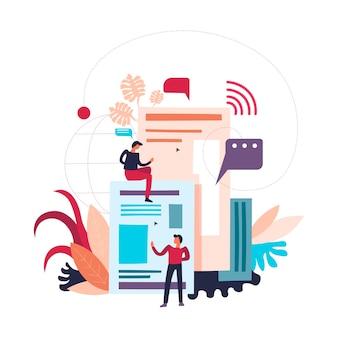 Wiadomości i witryny internetowe oraz elementy audio