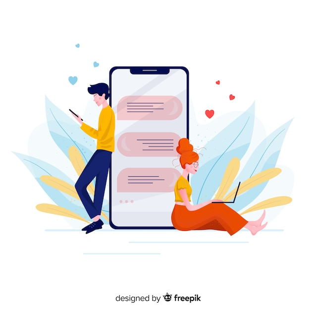 Najlepsze aplikacje randkowe i podłączeniowe