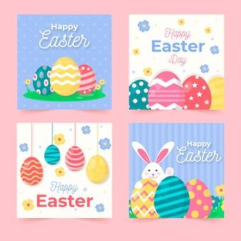 Wielkanocna kolekcja instagram post post