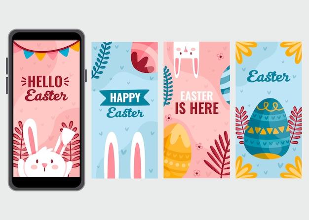 Wielkanocna kolekcja opowiadań isntagrma