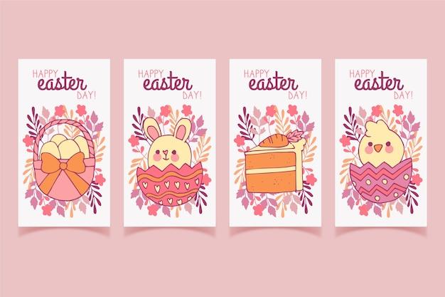 Wielkanocna kolekcja tiny chicken instagram