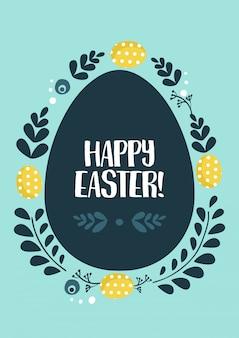 Wielkanocne życzenia backgrouns