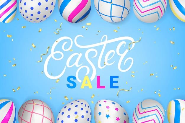 Wielkanocny sztandar sprzedaż