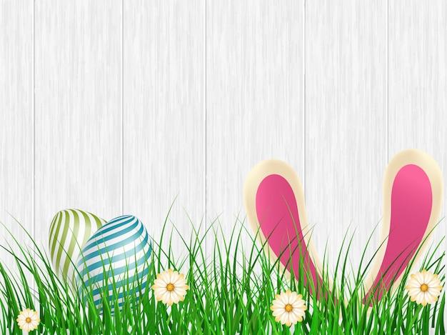 Wielkanocny tło.