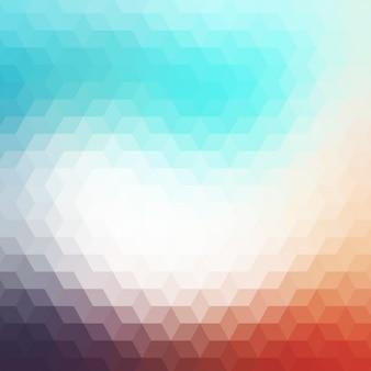 Wielobarwny abstrakcyjne tło