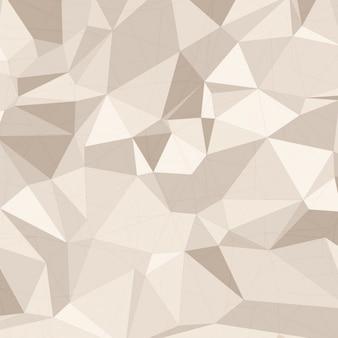 Wielokątne kształty tle