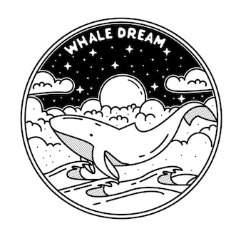 Wieloryb sen