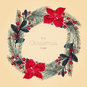 Wieniec świąteczny