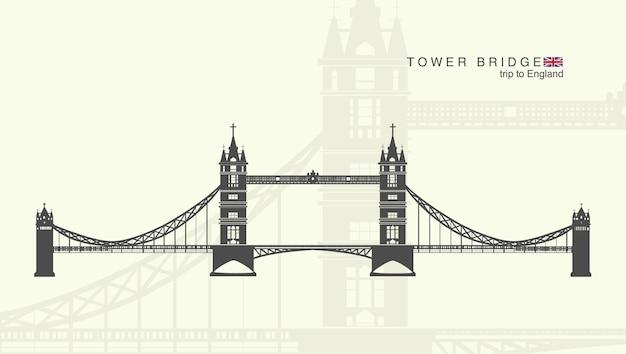Wieża most.