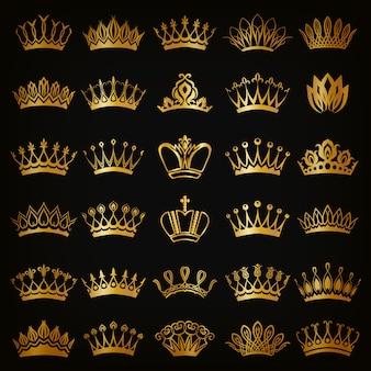 Wiktoriańskie korony