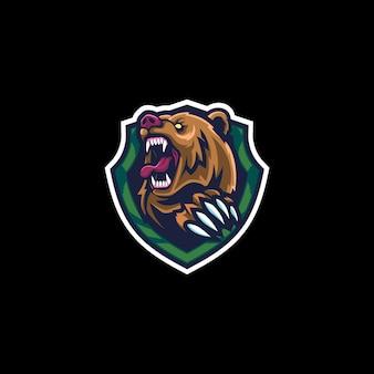 Wild bear esport