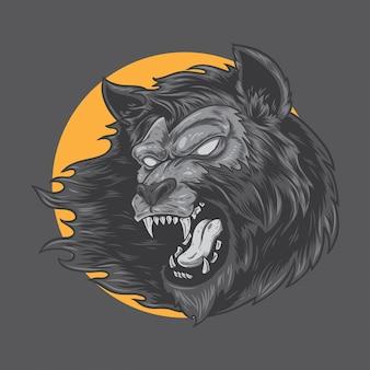 Wilkołak monster