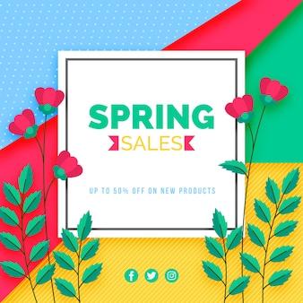 Wiosenne najlepsze oferty sprzedaży z różami