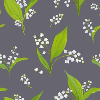 Wiosenne tło z kwiatami kwiatów na tkaniny, tapety, plakaty, banery