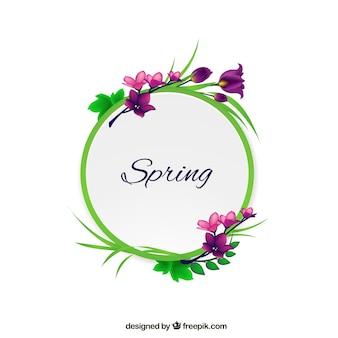 Wiosną ramki