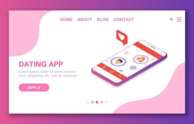 Wirtualna komunikacja aplikacja do randek izometrycznych sieci społecznościowych