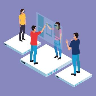 Wirtualna rzeczywistość i bajki z przyjaciółmi