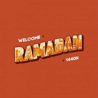 Witaj ramadan
