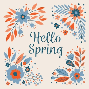 Witaj wiosenna tapeta