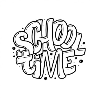 Witaj z powrotem w szkole. tag sprzedaży z powrotem do szkoły.