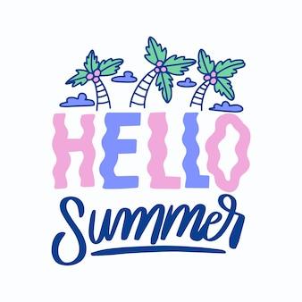 Witam letni napis