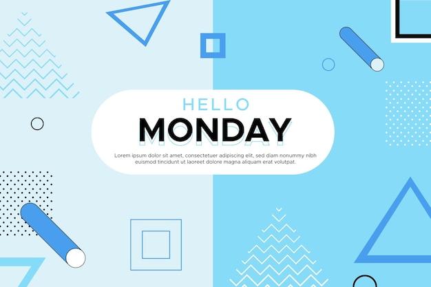 Witam w poniedziałek memphis
