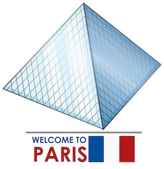 Witamy w Paryżu z lourve