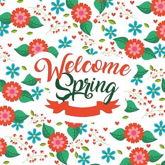 Witana karta wiosenna