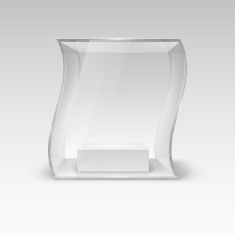 Witryna szklana