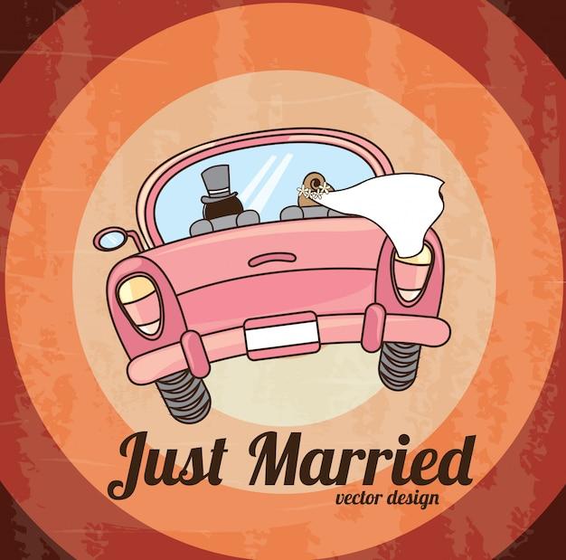 Właśnie się ożeniłem