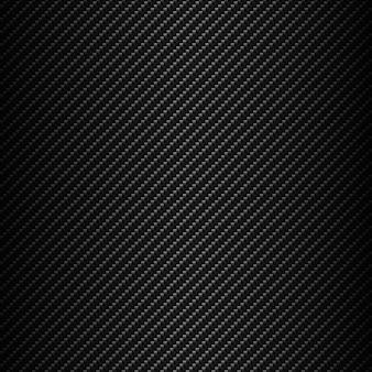 Włókno węglowe bezszwowe tło wektor metalowe siatki